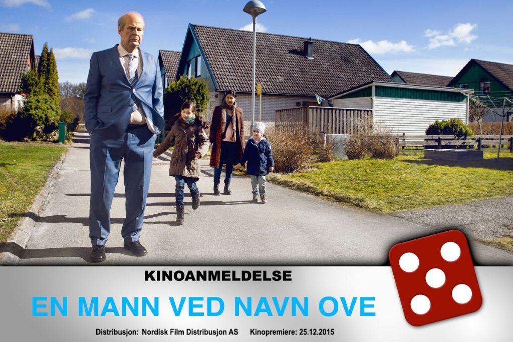 FLERE PRISER: En mann ved navn Ove mottok flere Guldbagge-priser. Vår anmelder ga filmen terningkast fem i desember 2015.
