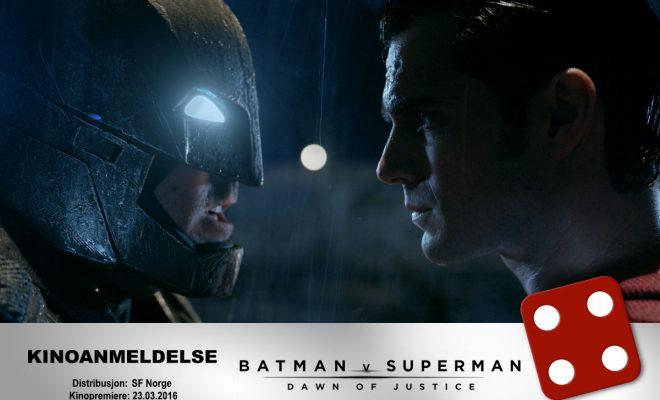 bbb1d826c51d Anmeldelse  Batman v Superman  Dawn of Justice – KM