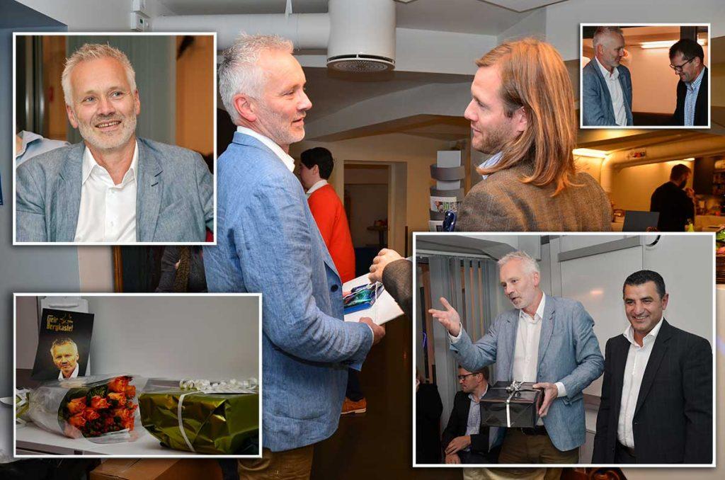 Mandag 30. september 2013: Siste dag på jobben for Oslo Kino-direktør Geir Bergkastet. Alle foto og montasje: John Berge