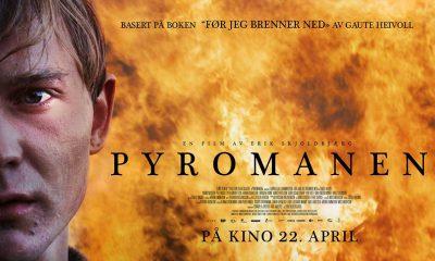 OSCARKANDIDAT 2: Pyromanen.