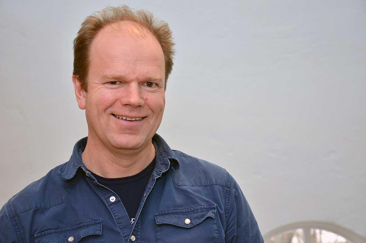 Direktør Svend B. Jensen i Arthaus forteller at distribusjonsselskapet har som mål å gi ut mange av studio Ghiblis filmer med norsk tale. Foto: John Berge