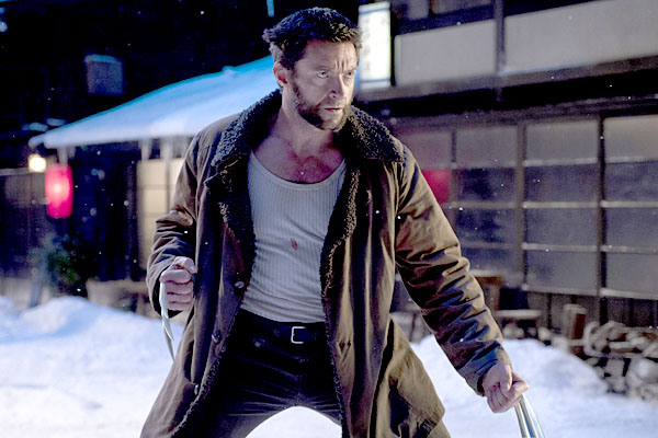 Hugh Jackman som The Wolverine / John Logan i The Wolverine (2013). Foto: Fox