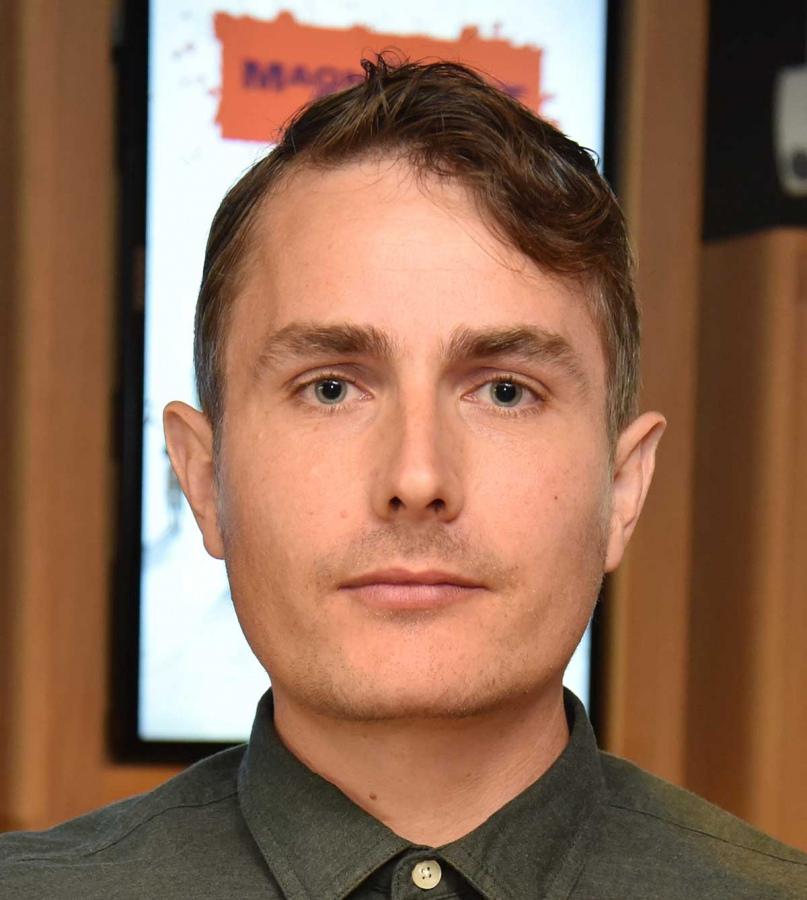 Gunnar Holm-Lintermann er senior kinorådgiver hos Media Direct Norge (MDN). Foto: John Berge, KINOMAGASINET.no ©