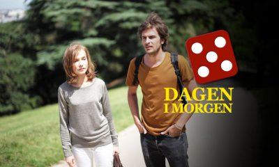 SOLID HOVEDROLLEINNEHAVER: Isabelle Huppert (t.v.) gjør det svært godt i rollen som Nathalie i Dagen i morgen. Her med Fabien (Roman Kolinka).