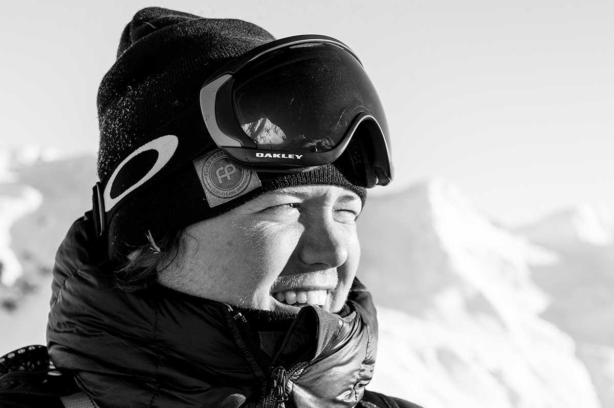 Produsent og regissør Filip Christensen hos Field Productions. Foto: ield Productions.