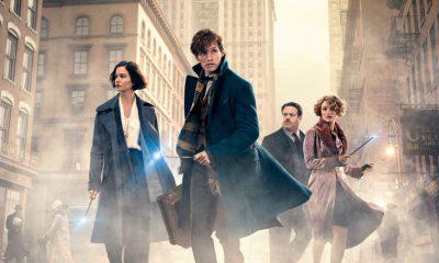 GLEDELIGE NYHETER: Mange fans er begeistret over at det vil bli fem  Fantastic Beasts and Where to Find Them-filmer.