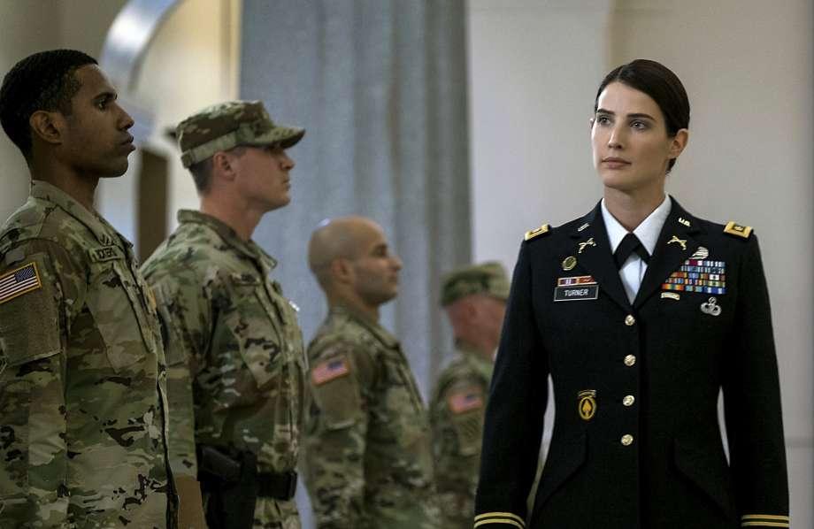 Cobie Smulders i Jack Reacher: Vend aldri tilbake