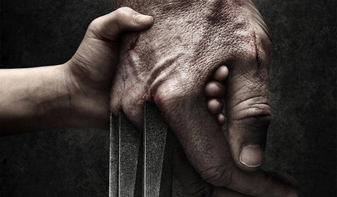 Teaser-plakat for Logan. Foto: 20th Century Fox
