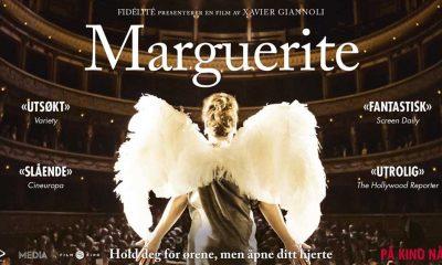 TOPPSCORE: Marguerite har 95 % positive anmeldelser hos  Rotten Tomatoes.