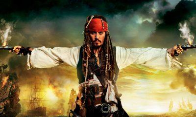 Jack Sparrow (Johnny Depp) er tilbake!