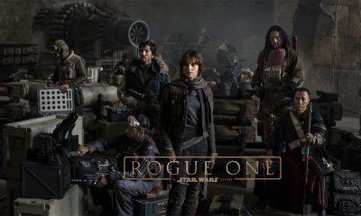 NY TRAILER ER KLAR: En ny trailer med denne gjengen i Rogue One: A Star Wars Story er publisert.