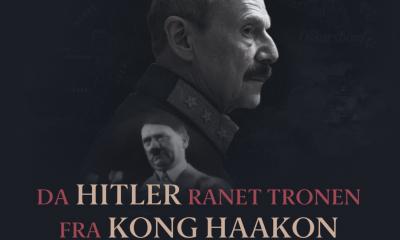 «Da Hitler ranet tronen fra Kong Haakon» fått over 570.000 sidevisninger hos VG ila. kort tid.
