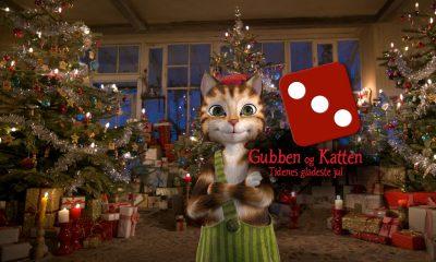 EN ÅLREIT JULEFILM FOR DE MINSTE: Gubben og Katten – Tidenes gladeste jul byr på varme og underholdning for barna.
