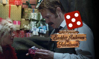VARM OG STEMNINGSFULL: KINOMAGASINETs anmelder synes Snekker Andersen og Julenissen har blitt til en koselig julefilm for hele familien.