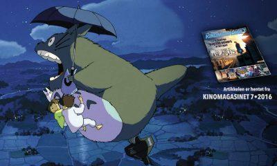 Min nabo Totoro fra 1988 fikk kinopremiere i Norge 04.11.2016 – 28 år etter opprinnelig lansering!  Saken er hentet fra KINOMAGASINET 7•2016 SOM DU KAN LESE DIGITALT NEDERST I ARTIKKELEN.