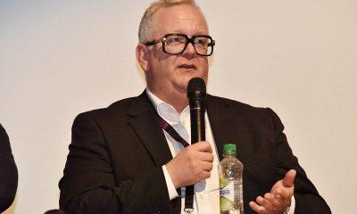 SF Kino-direktør Ivar Halstvedt under Den norske kinokonferansen 2016. Foto: John Berge, KINOMAGASINET.