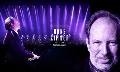 Hans Zimmer spiller med orkester, musikere og gjesteartister på Telenor Arena i Bærum 20. mai 2017.