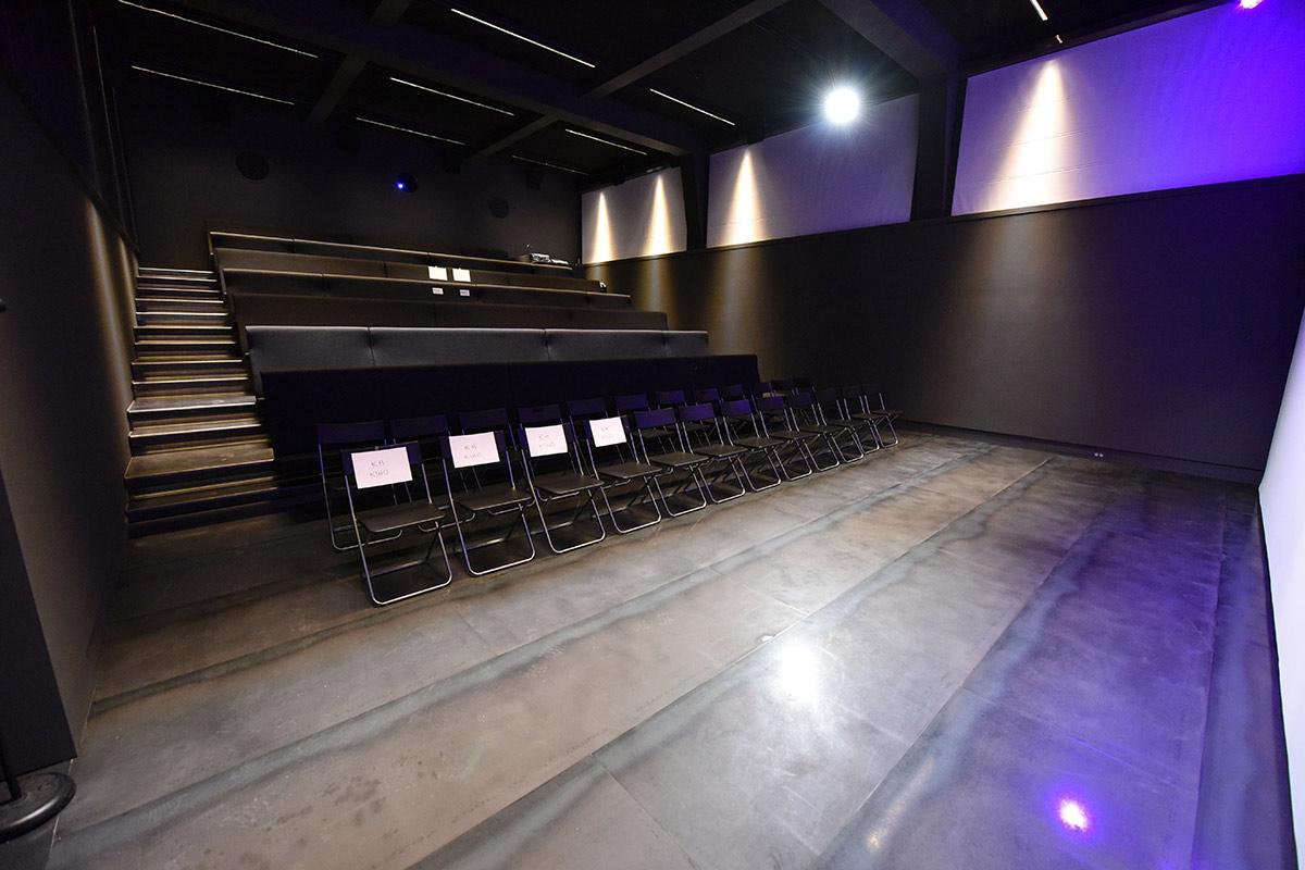 PREMIEREKVELD FOR NY KINO I HOVEDSTADEN:: Kunstnernes Hus Kino i Osl, fredag 18. november 2016. Foto: John Berge, KINOMAGASINET