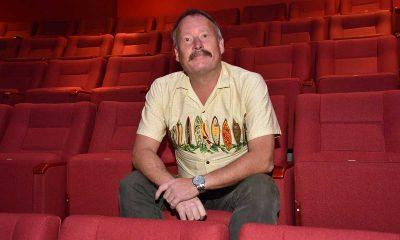 Bjørn Helge Jahnsen (47) ble sommeren 2016 ansatt som kinokonsulent i Sandefjord kommune. Foto: John Berge, KINOMAGASINET ©