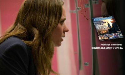 Emily Blunt som Rachel Watson i The Girl on the Train. Saken er hentet fra KINOMAGASINET 7•2016 SOM DU KAN LESE DIGITALT NEDERST I ARTIKKELEN.