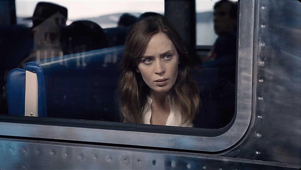 Rachel Watson spilles av britiske Emily Blunt.