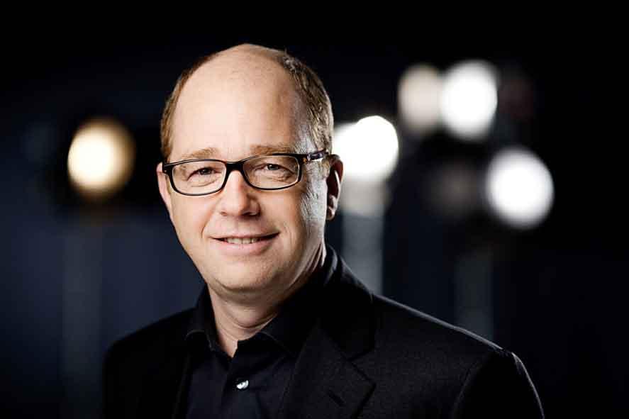 Allan Mathson Hansen, konserndirektør i Nordisk Film. Foto: Steen Brogaard