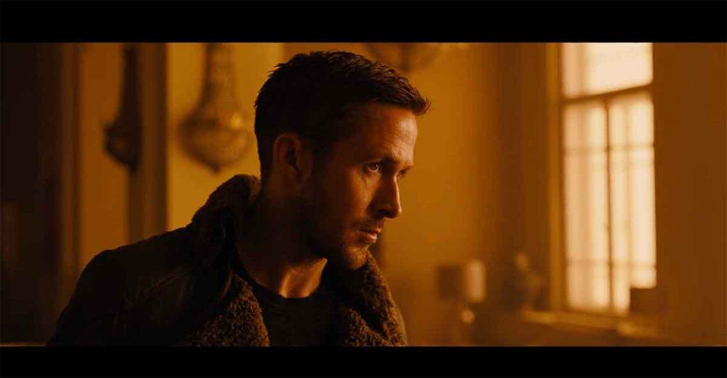 Offiser K (Ryan Gosling) her hovedrollen i Blade Runner 2049.