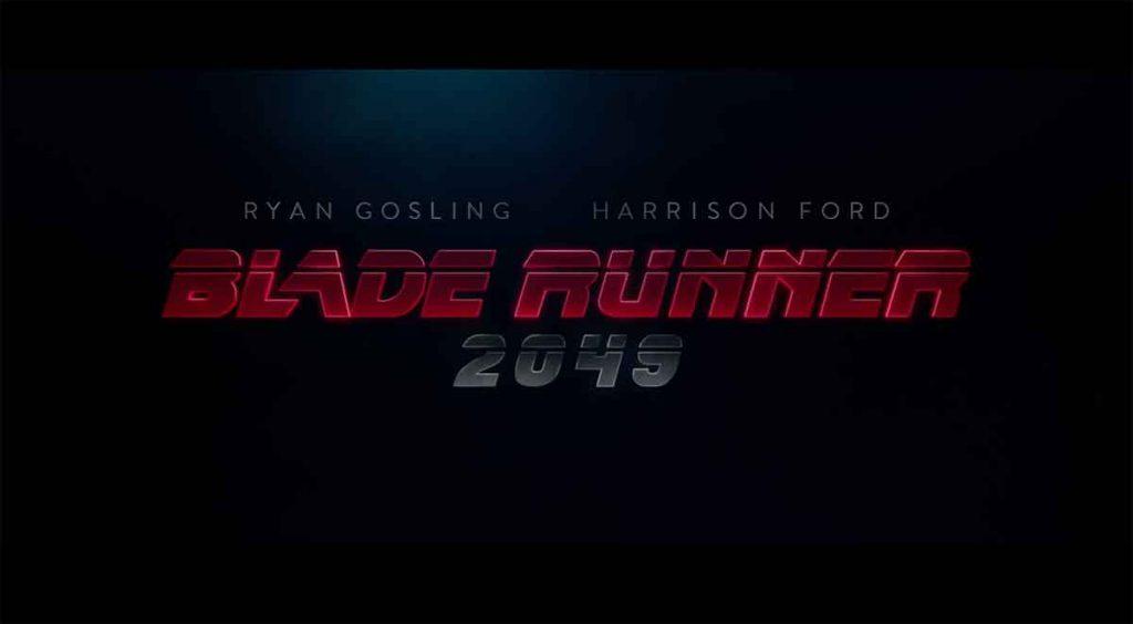 Blade Runner 2049 er klar på kinoene fra 6. oktober 2017.