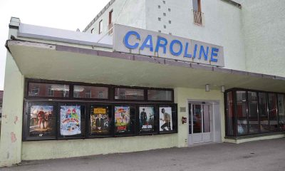 Caroline kinosenter i Kristiansund. Foto: John Berge, KINOMAGASINET ©