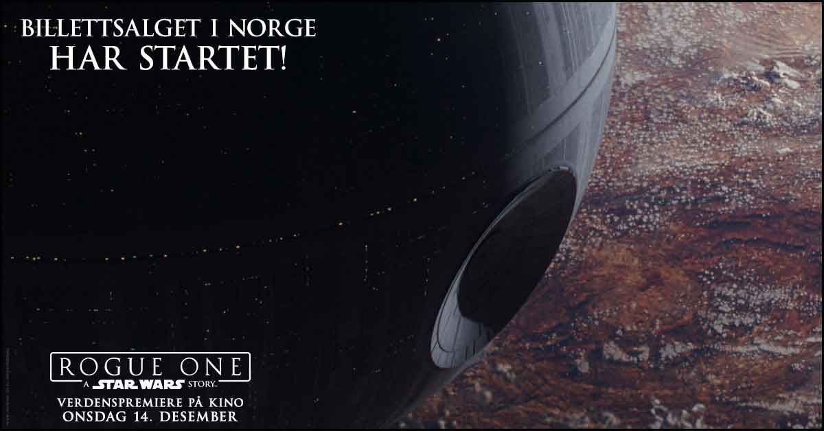 Rogue One: AStarWarsStory-reklameplakat.