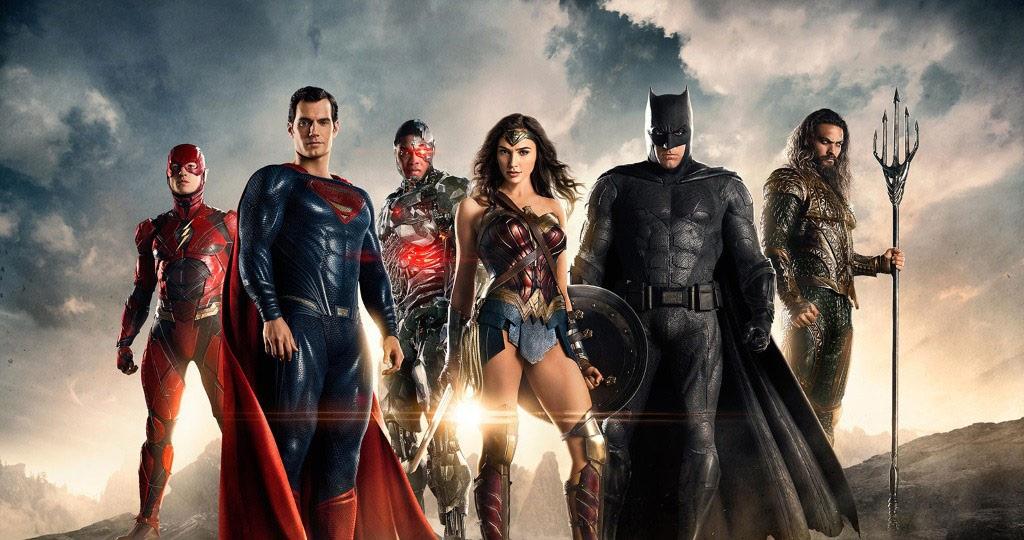 Justice League (17.11.) blir en av de største Warner-filmene i 2017, hvor mange av DC-superheltene samles.