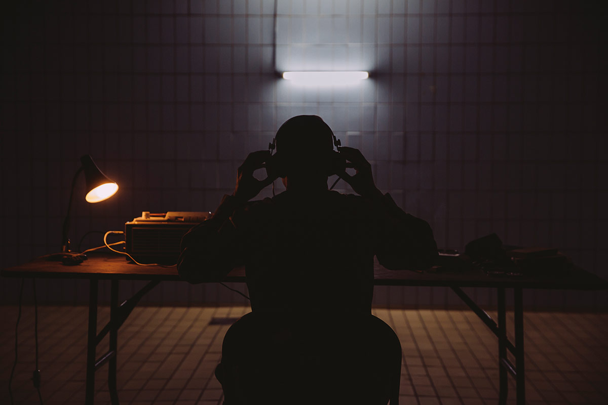 Ting fra mørke, hemmelige rom i fortiden avsløres i Kings Bay.