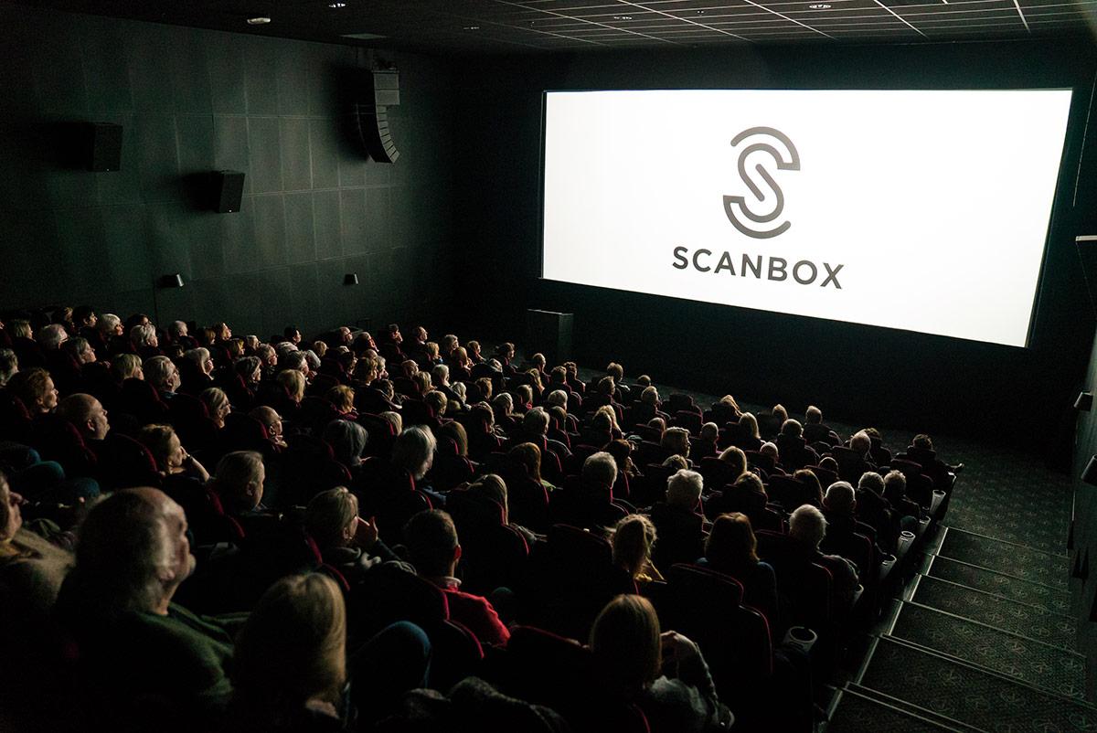 Filmen som ble vist under den offisielle festkvelden, torsdag 7. januar 2017 var Lion. Foto: Brygga Kino.
