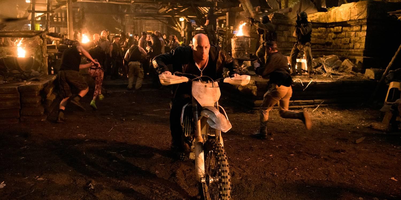 I xXx: Return of Xander Cage er Vin Diesel (49) tilbake i rollen som Xander Cage.