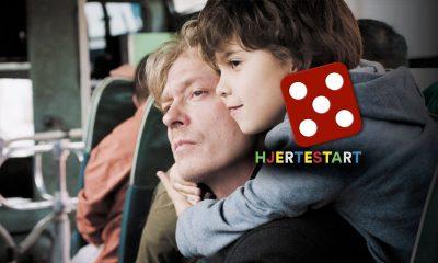 EN SÅR OG RØRENDE HISTORIE:  Arild Andresen skildrer et far-sønn-forhold helt utenom det vanlige i Hjertestart.