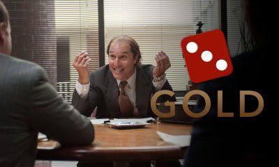 Gold får terningkast tre av KINOMAGASINETs anmelder.
