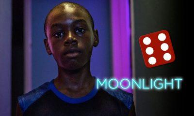Moonlight får terningkast seks av KINOMAGASINETs anmelder. En film som «anbefales på det sterkeste».