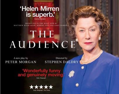 The Audience med Helen Mirren som Dronning Elizabeth II.