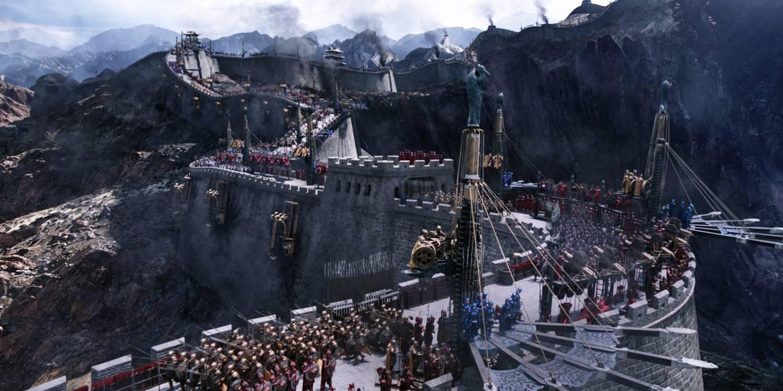 The Great Wall viser imponerende store slag som minner om Ringenes Herre