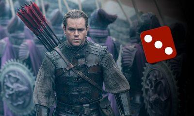 Matt Damon er ikke så heroisk i en allerede middelmådig The Great Wall