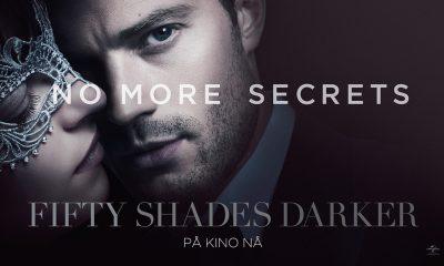 Fifty Shades Darker har norgespremiere 10. februar 2017.