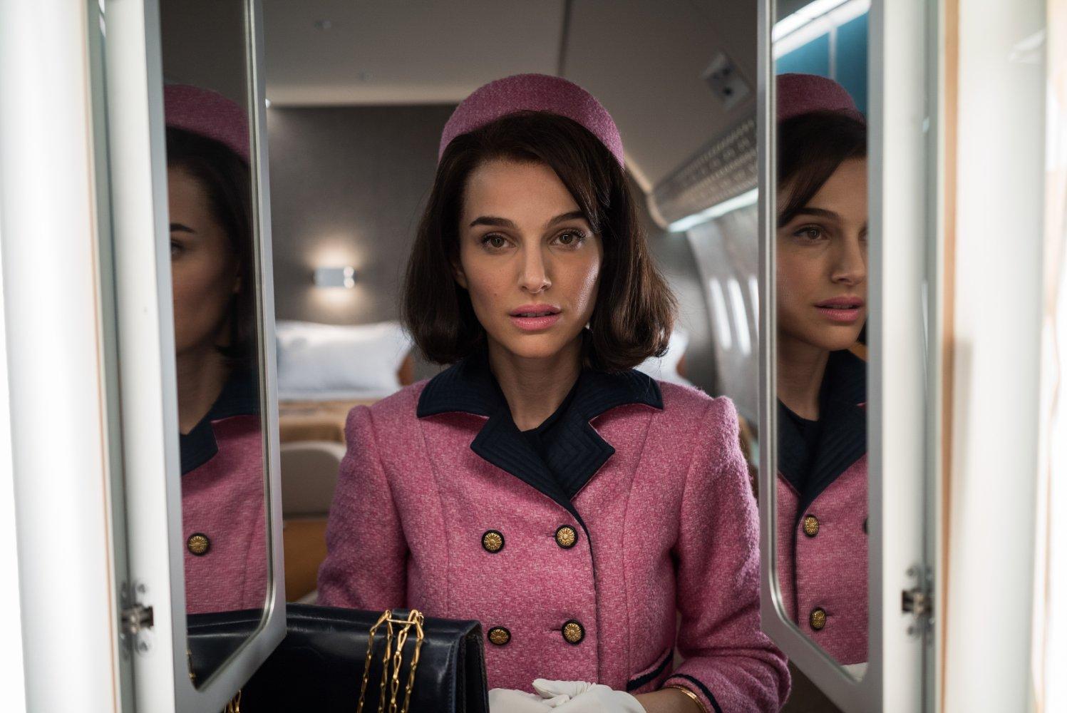 Natalie Portman spiller førstedamen Jacqueline Kennedy i Jackie