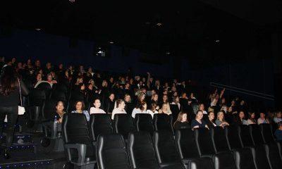 SF Kino Sotra hadde «ladies night» på Fifty Shades Darker fredag 10. og lørdag 11. februar 2017. Foto: SF Kino Sotra