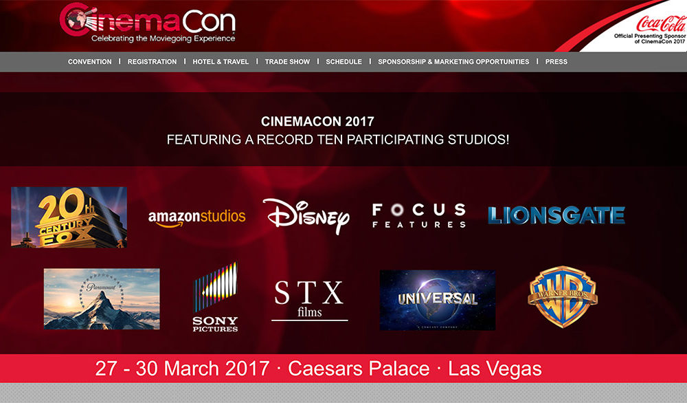 Lionsgate – CinemaCon 2017 – KM