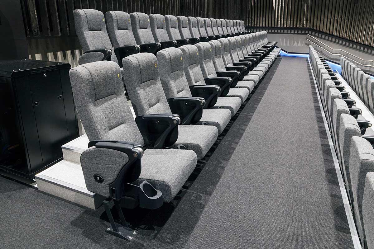 Skeie | Drama Kulturhus og Teaterstoler Skeie Seating no