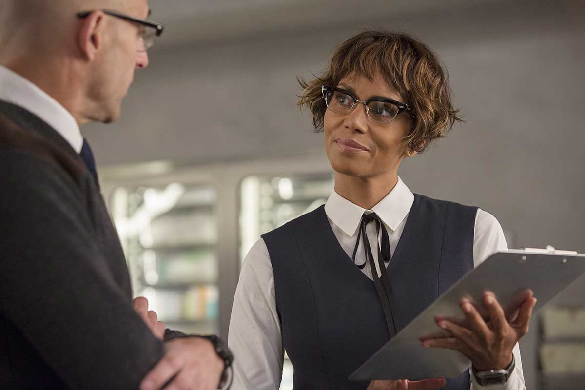 Som dating halle berry