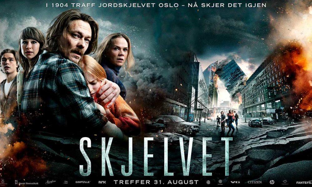 Trailer Nr Tre For Skjelvet