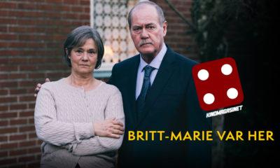 Britt-Marie var her terningkast 4